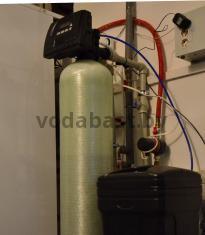 Система умягчения воды г.Солигорск