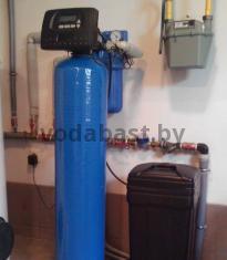 Система умягчения воды EMS-S 10x54, блок Clack WS1RR
