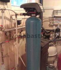 Система умягчения воды 10x54, блок управления Autotrol 255/760