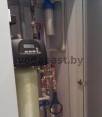 Система умягчения воды для квартиры, блок Clack WS1RR