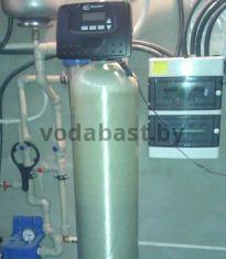Станция обезжелезивания воды EMS-R 10x54, управляющий клапан Clack WS1RR