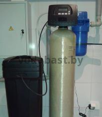 Система умягчения воды 10x44, блок Clack WS1RR