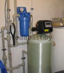 Система умягчения воды для коттеджа