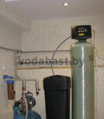 Система комплексной очистки воды с фильтрующим материалом Экотар Б