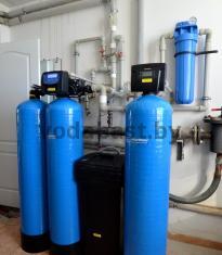 Комплексная водоподготовка для производства полиграфии