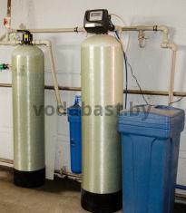 Водоподготовка для производства полимерных материалов