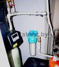 Умягчениe воды в квартире