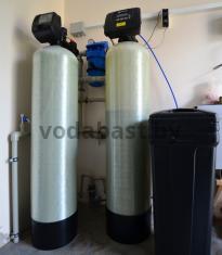 Система умягчения и угольной очистки