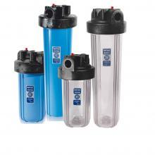 Магистральные фильтры, фильтры тонкой очистки