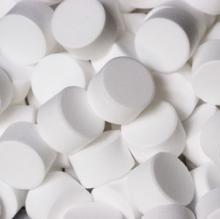 Таблетированная соль для систем очистки воды