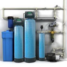 Системы обезжелезивания и умягчения воды для коттеджа, квартиры, производства