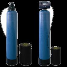 станция обезжелезивание воды с каталитическим окислением