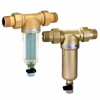 Магистральные фильтры для холодной и горячей воды